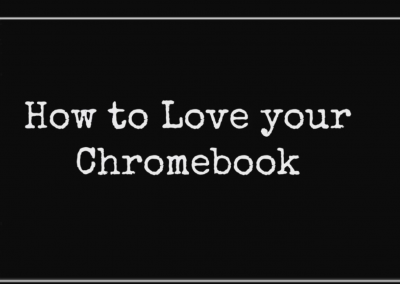 Love Your Chromebook
