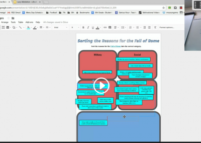 Interactive Notebook Pages in Google Docs