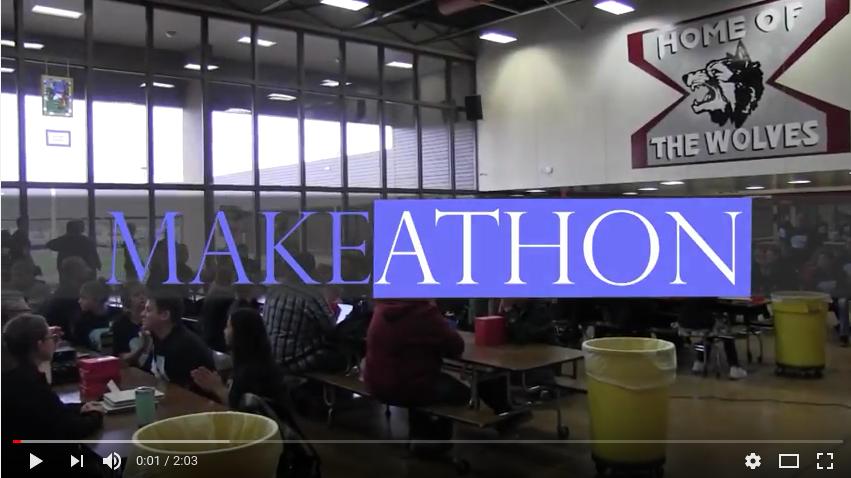 Make-A-Thon Video 2018