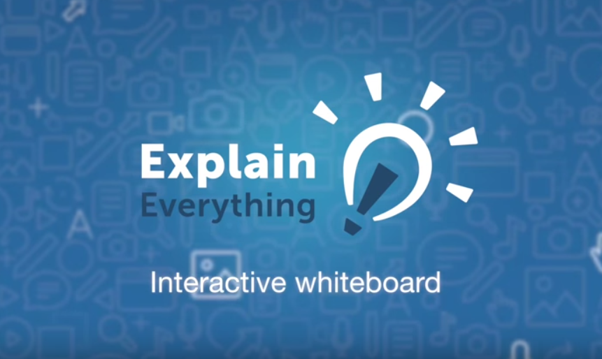 """Where Students can """"Explain Everything""""…No Really!"""