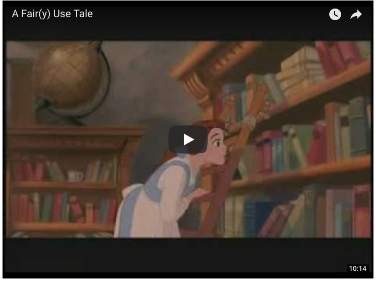 Disney Parody – A lesson on Copyright and Fair Use Law