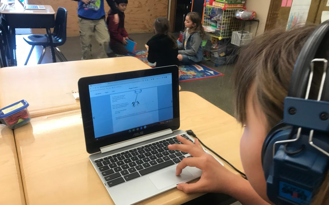 Book Creator: Creating Digital Books to Tell the Story
