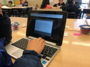 book creator essay