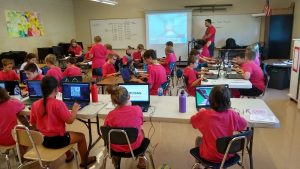 STEM Camp Minecraft
