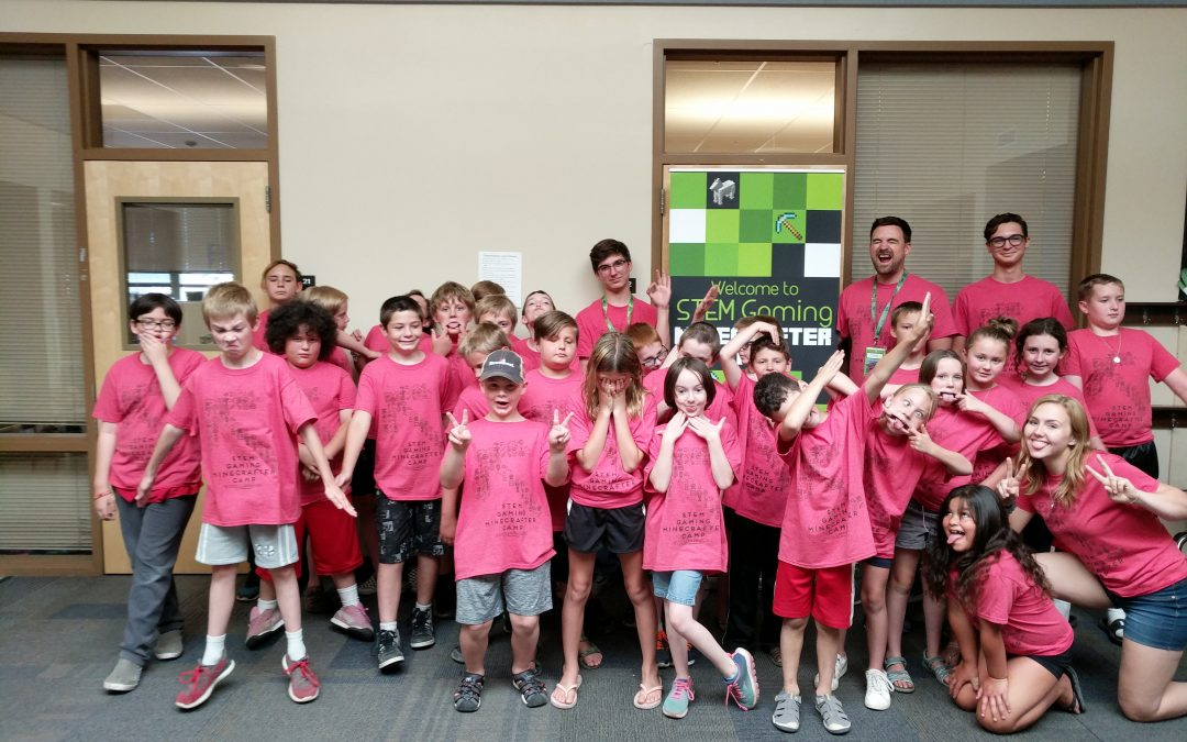 RSD STEM Minecrafter Camp a Huge Success!