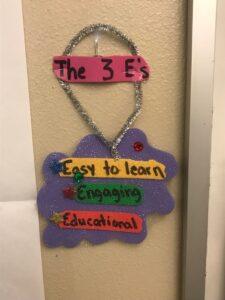 3 E's
