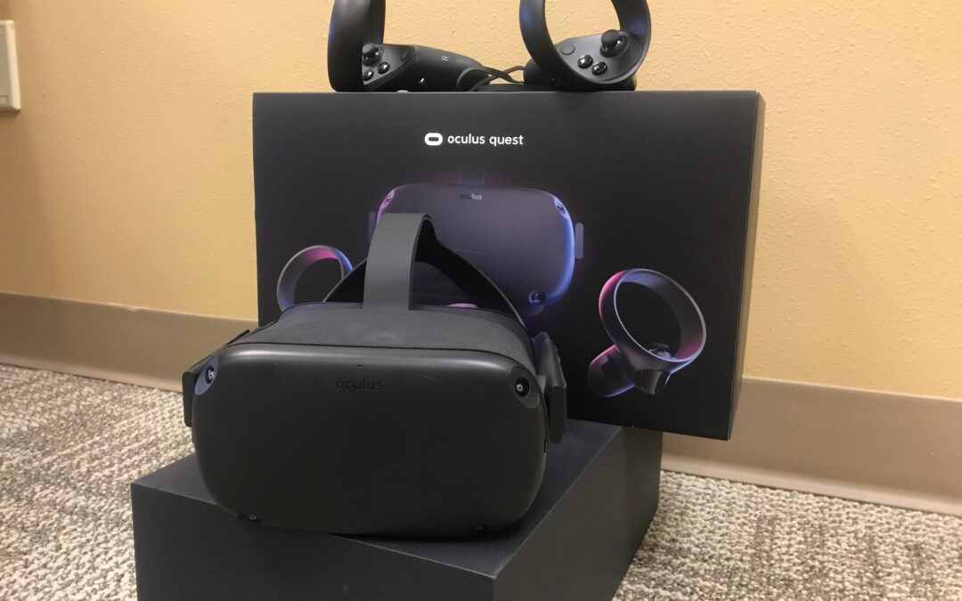 Venture into VR with the Oculus Quest