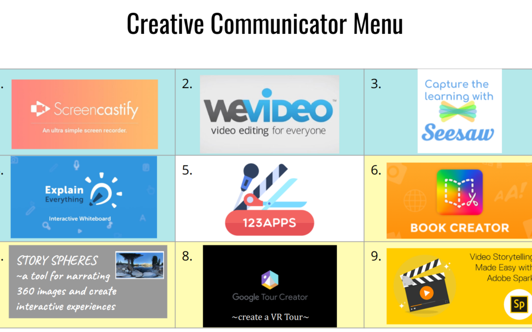 The Time is Now for the Creative Communicator