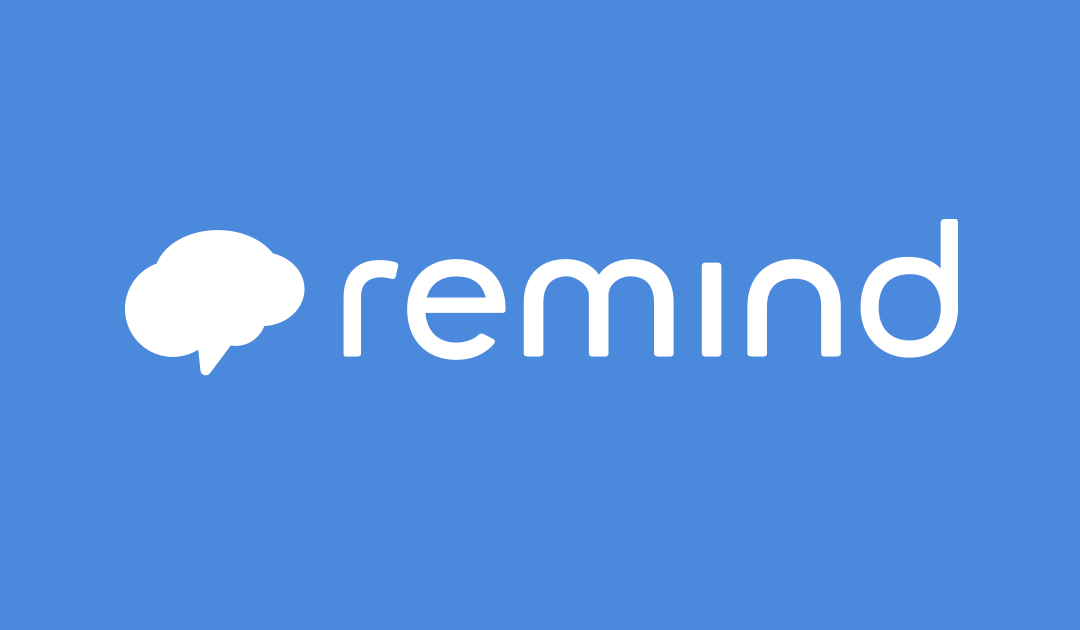 Remind App: Cleaning up Classes at the end of the year